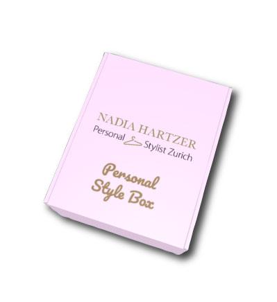 Nadia hartzer personal style box